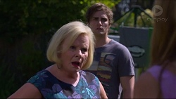 Sheila Canning, Kyle Canning in Neighbours Episode 7285
