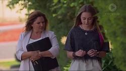 Terese Willis, Piper Willis in Neighbours Episode 7286