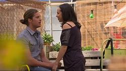 Tyler Brennan, Imogen Willis in Neighbours Episode 7286
