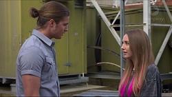 Tyler Brennan, Piper Willis in Neighbours Episode 7286
