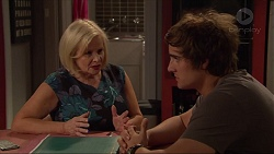Sheila Canning, Kyle Canning in Neighbours Episode 7286