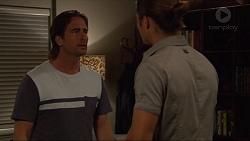 Brad Willis, Tyler Brennan in Neighbours Episode 7287
