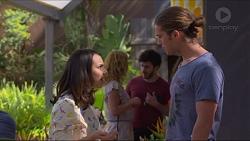 Imogen Willis, Tyler Brennan in Neighbours Episode 7287