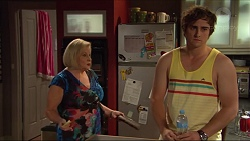 Sheila Canning, Kyle Canning in Neighbours Episode 7287