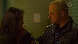 Michelle Kim, Dennis Dimato in Neighbours Episode 7287