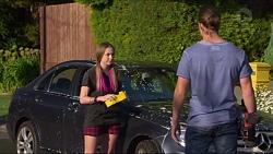 Piper Willis, Tyler Brennan in Neighbours Episode 7287