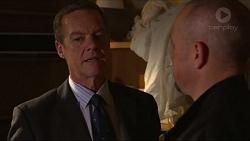 Paul Robinson, Dennis Dimato in Neighbours Episode 7287