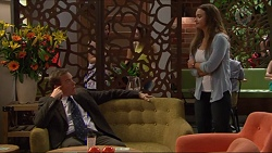 Paul Robinson, Amy Williams in Neighbours Episode 7288