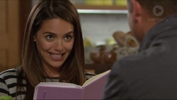 Paige Smith, Mark Brennan in Neighbours Episode 7288