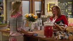Lauren Turner, Terese Willis in Neighbours Episode 7288