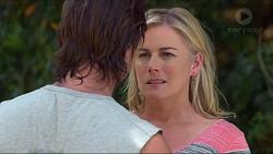 Brad Willis, Lauren Turner in Neighbours Episode 7288