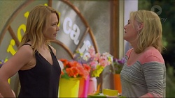 Steph Scully, Lauren Turner in Neighbours Episode 7289