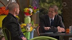 Dennis Dimato, Paul Robinson in Neighbours Episode 7289