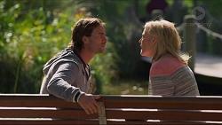 Brad Willis, Lauren Turner in Neighbours Episode 7289