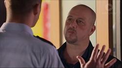 Mark Brennan, Dennis Dimato in Neighbours Episode 7289