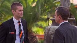Daniel Robinson, Paul Robinson in Neighbours Episode 7289