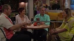 Toadie Rebecchi, Susan Kennedy, Karl Kennedy, Sonya Rebecchi in Neighbours Episode 7289
