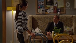 Paige Novak, Paul Robinson in Neighbours Episode 7289