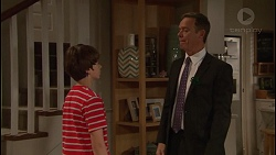 Jimmy Williams, Paul Robinson in Neighbours Episode 7290