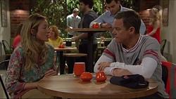 Sonya Mitchell, Paul Robinson in Neighbours Episode 7291
