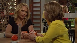 Steph Scully, Lyn Scully in Neighbours Episode 7291