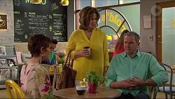 Susan Kennedy, Lyn Scully, Karl Kennedy in Neighbours Episode 7291