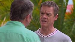 Karl Kennedy, Paul Robinson in Neighbours Episode 7291