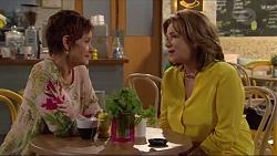 Susan Kennedy, Lyn Scully in Neighbours Episode 7291