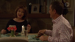 Lyn Scully, Paul Robinson in Neighbours Episode 7292