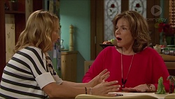 Steph Scully, Lyn Scully in Neighbours Episode 7293