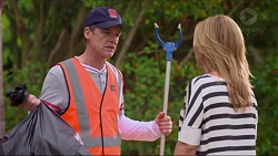Paul Robinson, Steph Scully in Neighbours Episode 7293