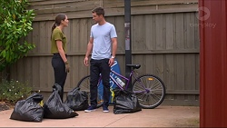 Paige Smith, Mark Brennan in Neighbours Episode 7293