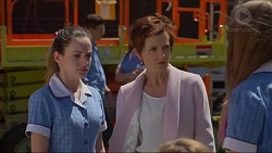 Alison Gore, Susan Kennedy, Piper Willis in Neighbours Episode 7293