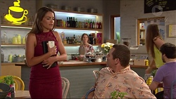 Paige Novak, Toadie Rebecchi in Neighbours Episode 7294