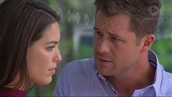 Paige Novak, Mark Brennan in Neighbours Episode 7294