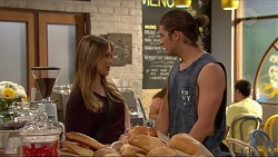 Courtney Grixti, Tyler Brennan in Neighbours Episode 7295