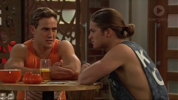 Aaron Brennan, Tyler Brennan in Neighbours Episode 7295