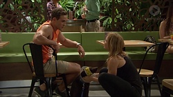 Aaron Brennan, Steph Scully in Neighbours Episode 7295