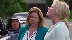Brad Willis, Terese Willis, Lauren Turner in Neighbours Episode 7295