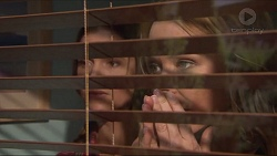Amy Williams, Steph Scully in Neighbours Episode 7295
