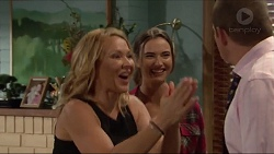 Steph Scully, Amy Williams, Toadie Rebecchi in Neighbours Episode 7296