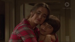 Amy Williams, Jimmy Williams in Neighbours Episode 7296