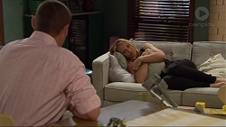 Toadie Rebecchi, Steph Scully in Neighbours Episode 7296