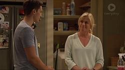 Josh Willis, Lauren Turner in Neighbours Episode 7296
