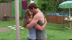Amy Williams, Kyle Canning in Neighbours Episode 7296