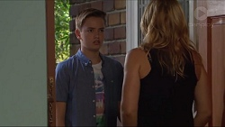 Charlie Hoyland, Steph Scully in Neighbours Episode 7297