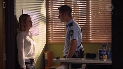 Ellen Crabb, Mark Brennan in Neighbours Episode 7297