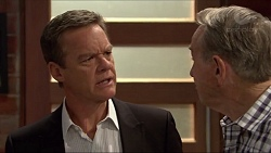 Paul Robinson, Doug Willis in Neighbours Episode 7298