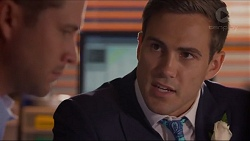 Mark Brennan, Aaron Brennan in Neighbours Episode 7298