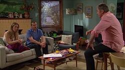 Sonya Mitchell, Toadie Rebecchi, Karl Kennedy in Neighbours Episode 7299